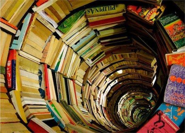 Il vortice della letteratura