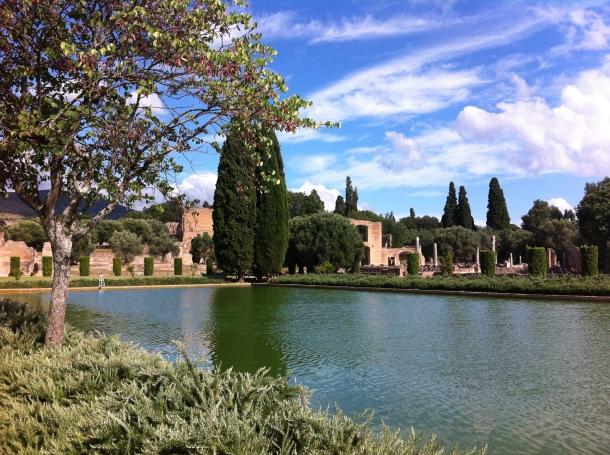 Villa Adriana Tivoli 1