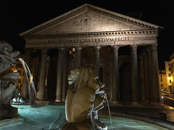 Mamma Roma - Il Pantheon e la Città Eterna