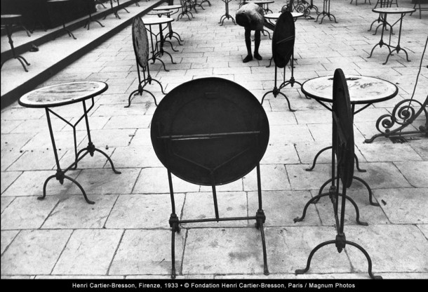 Henri Cartier-Bresson - Firenze 1933 - Fondation Henri Cartier-Bresson - Magnum Photo - Mostra Milano