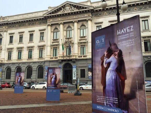 Hayez Scala Milano