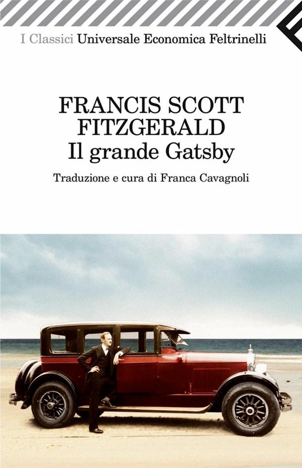 Libro Libero n. 12 - Il Grande Gatsby - terra matta