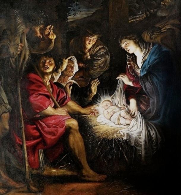 Rubens - Adorazione dei pastori