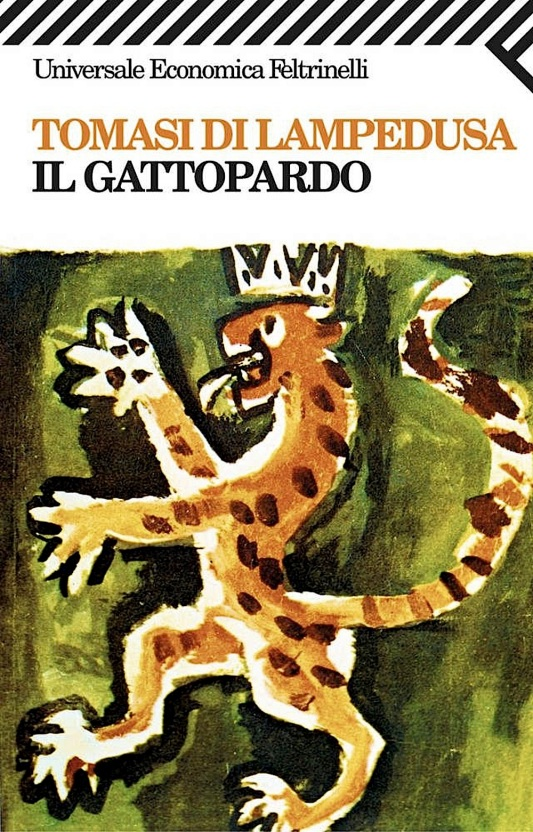 Il Gattopardo - Giuseppe Tomasi di Lampedusa