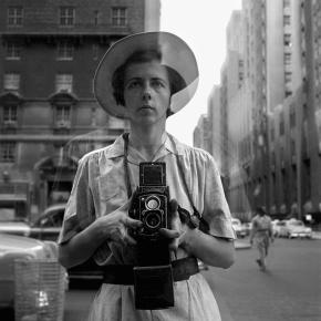 Vivian Maier: la tata in bianco e nero con la Rolleiflex alcollo
