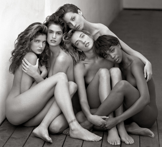Herb Ritts - Supermodel