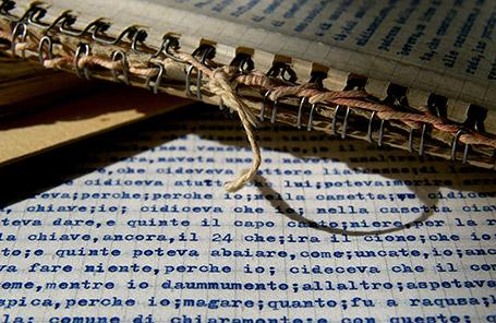 Le pacene di Vincenzo Rabito - Foto di ©Luigi Burroni