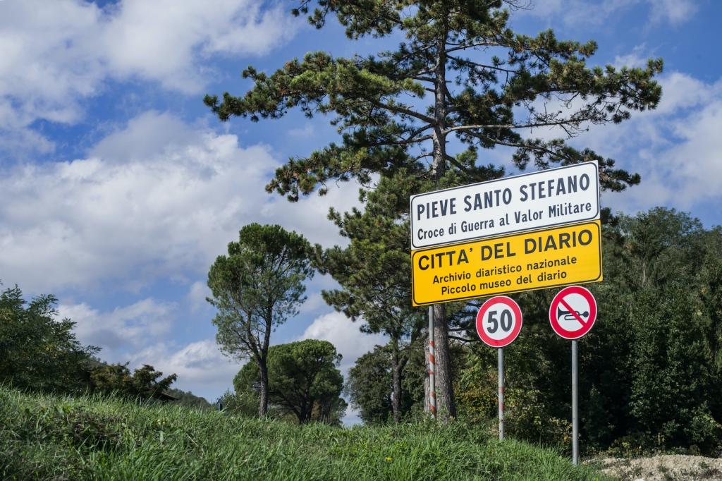 Città del diario - foto di Luigi Burroni